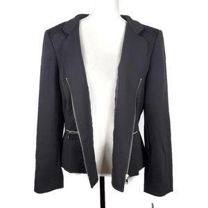 Tahari Black New With Tags Jacket Size 14